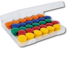 Haft-Magnete Set, Ø 21 mm