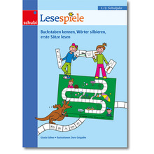 Lesespiele