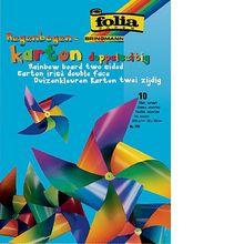 Regenbogen-Tonkarton 200 g