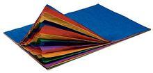 Regenbogen-Wabenpapier