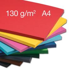 A4 Tonpapier 130 g/m² <br> 250 Bogen