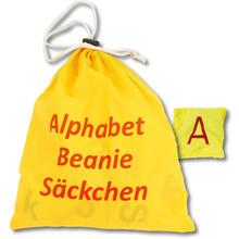 ABC-Bohnensäckchen