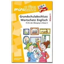 AH Grundschulabschluss Wortschatz Englisch