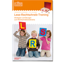 AH Lese-Rechtschreibtraining 1+2