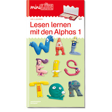 AH Lesen lernen mit den Alphas 1-3
