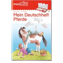 AH Mein Deutschheft Pferde 3.-4. Klasse
