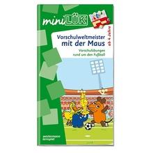 AH Vorschulweltmeister mit Maus, Elefant und Ente