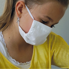 Alltags-Gesichtsmaske mit Membranfilter