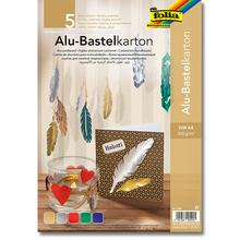Alu-Bastelkarton 35 x 50 cm