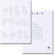 Arbeitskarten Pentominos