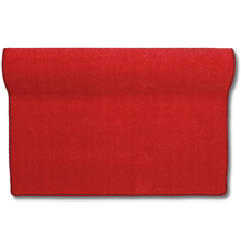 Arbeitsteppich Rot *Sale*