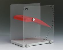Auftriebsmodell mit Tragfläche