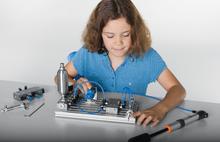 Automatisierungstechnik in der Schule