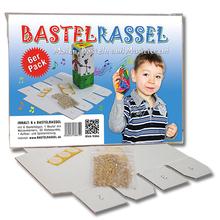 Bastelrassel, 6 Stk.