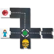 BeeBot Modulare Straße