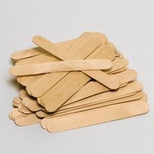 Beutel mit 100 Holzspateln