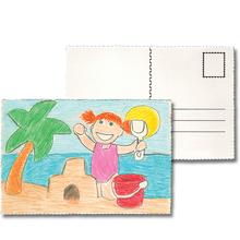 Blanko-Postkarten *Sale*