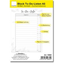 Block To-Do-Liste A5