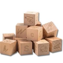 Buchstaben-Würfel Holzbox *Sale*