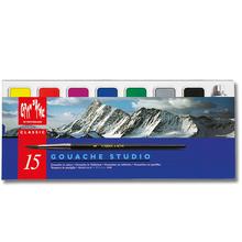 Caran d'Ache Gouache Studio