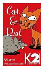 Cat & Rat Quartett *Sale*
