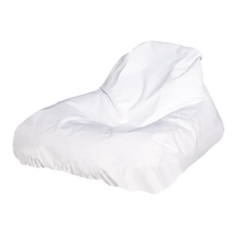 Chillout-Bag-Sessel, Weinrot B/H/T: 95x74x95 cm, 300L
