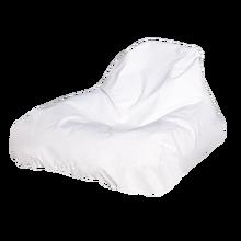 Chillout-Bag-Sessel, Weiß B/H/T: 95x74x95 cm, 300L