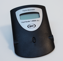 Digitales Schüler-Amperemeter, 10 A DC