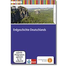 DVD Erdgeschichte Deutschland