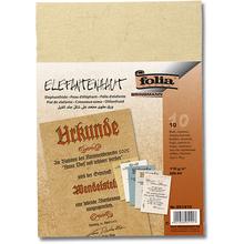 Elefantenhaut/Urkundenpapier