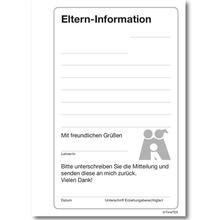 Eltern-Information A6