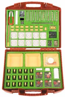Experimentierbox Magnet und Kompass