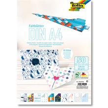 Faltblätter A4