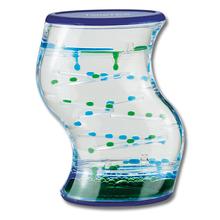 Flüssigkeits-Sanduhr 2-färbig