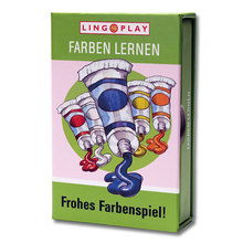 Frohes Farbenspiel