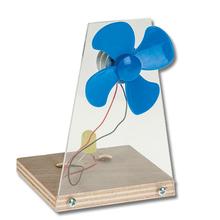Funktionsmodell Windgenerator