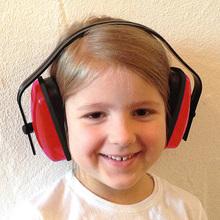 Gehör-Schutz für Kinder