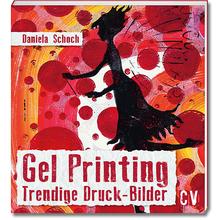 Gel Printing Trendige Druck-Bilder *Sale*