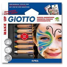 Giotto Schminkstifte Set *Sale*