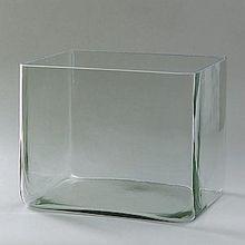 Glaswanne eckig 300 x 220 x 240 mm