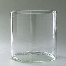 Glaswanne zylindrisch 200 x 200 mm