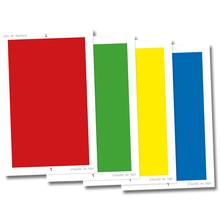 Gruppen-Blanko-Karten, 60 Stk.