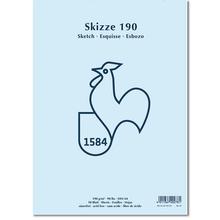 Hahnemühle Skizze 190