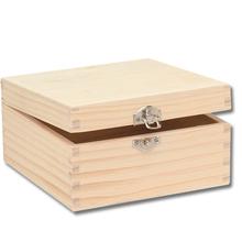 Holzbox mit Verschluss *Sale*