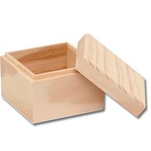 Holzbox quadratisch *Sale*