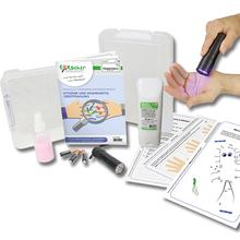 Hygiene und Krankheitsübertragung Experimentierset