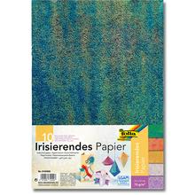 Irisierendes Papier 23 x 33 cm