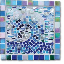 Joy-Glas Mosaik 1 x 1 cm