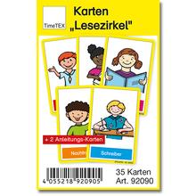Karten Lesezirkel *Sale*