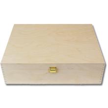 Klappdeckel-Box A4 Plus